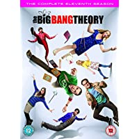 The Big Bang Theory: The Complete Season 11 (Slipcase Packaging + Fully Packaged Import)