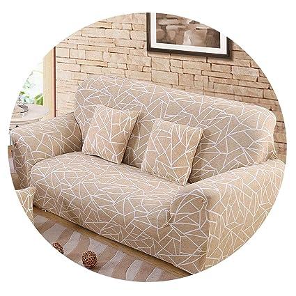 Amazon.com: All-Inclusive Flexible Sofa Cover for Living ...