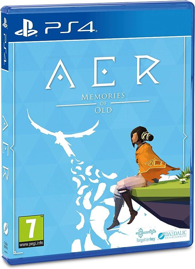 AER - Memories of Old - PlayStation 4 [Importación inglesa ...