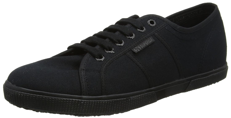 Superga 2950 Cotu, Sneaker Unisex AdultiNero (Total Black 997)