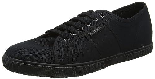 997 2950 Cotu Superga Adultos Unisex Black total Negro Zapatillas 84Owd5qw