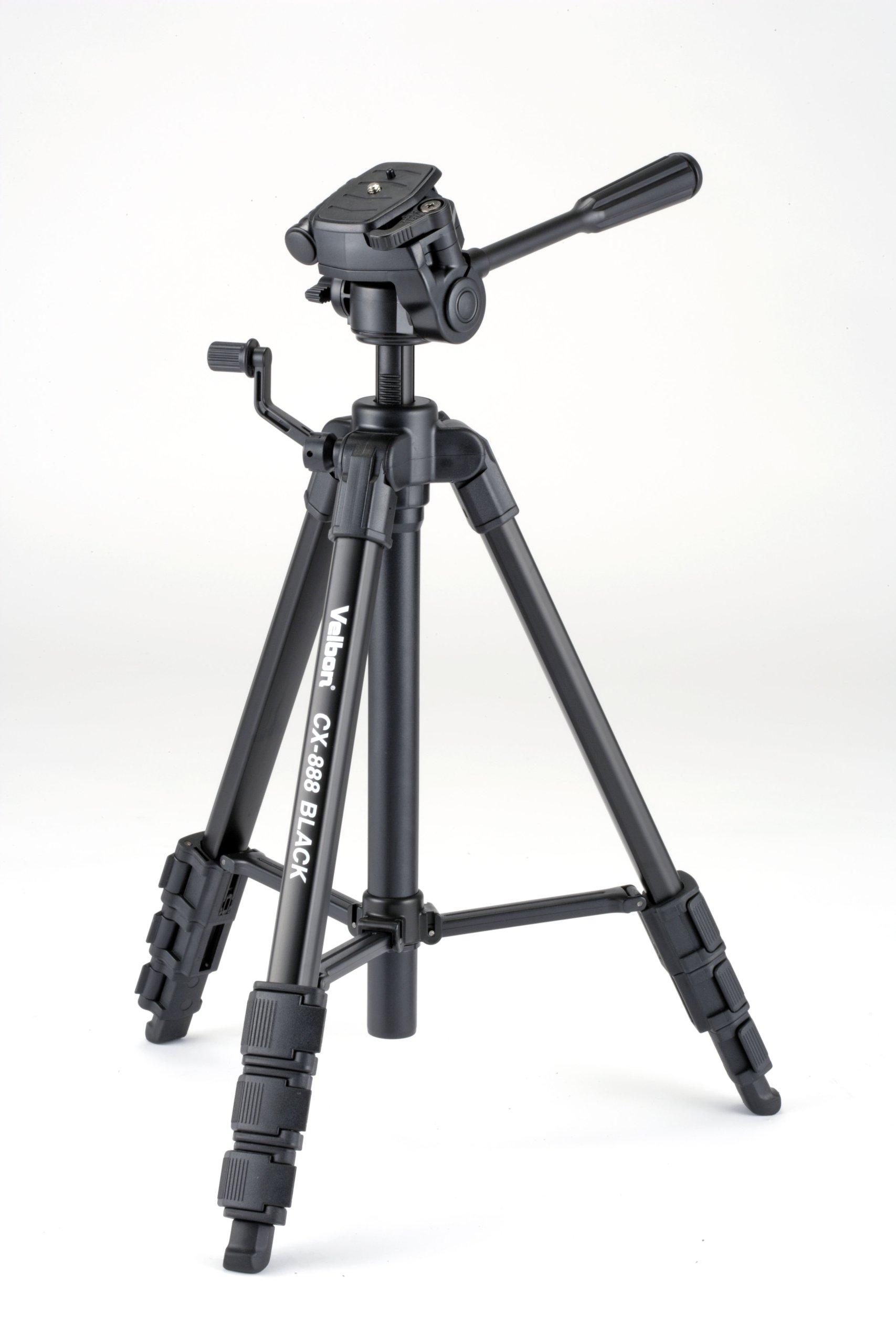 Velbon CX-888 Tripod for DSLR Cameras by Velbon