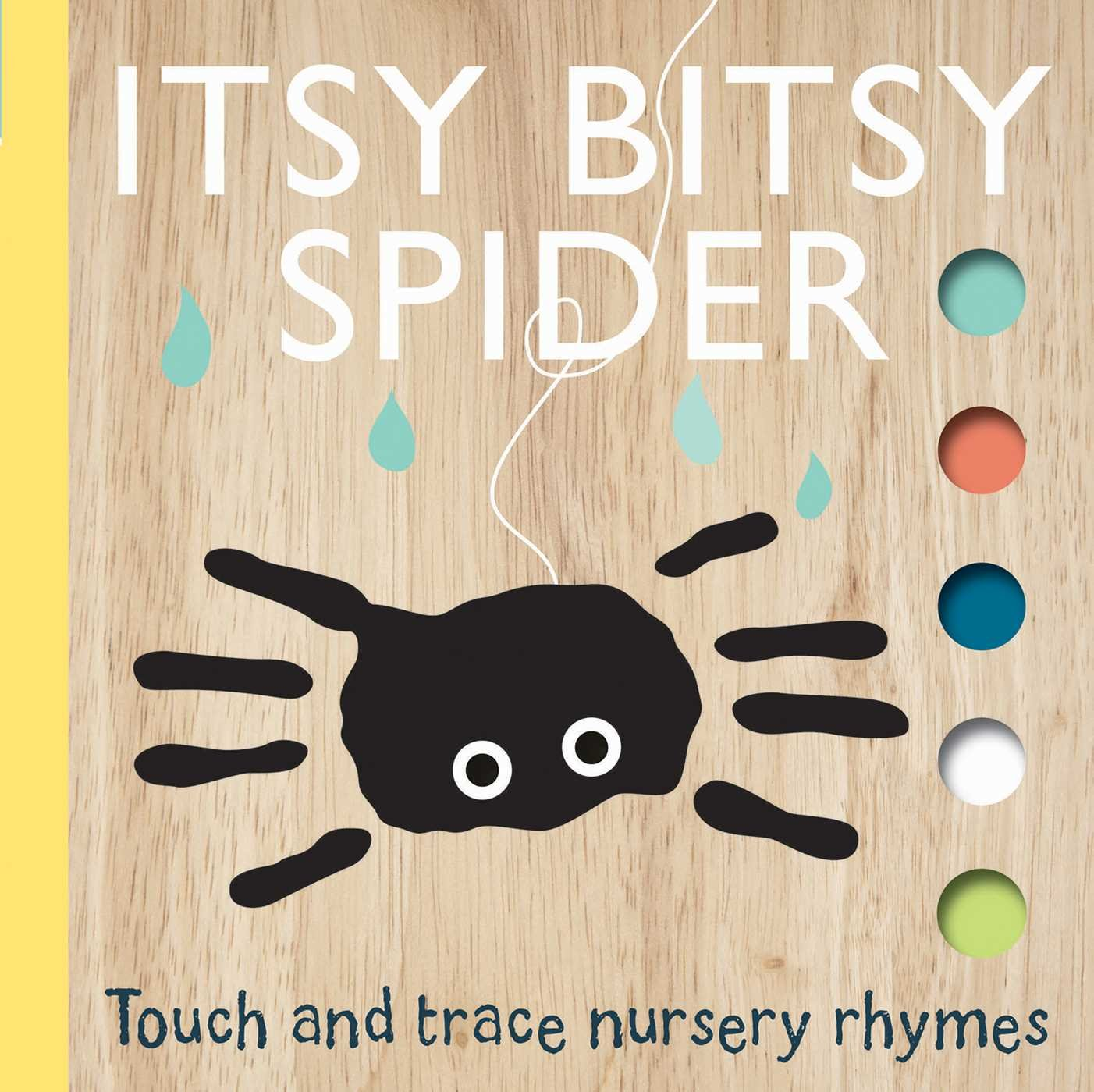 Download Itsy Bitsy Spider pdf epub