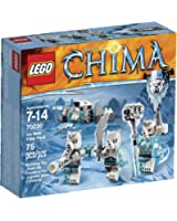 LEGO Chima Ice Bear Tribe Pack