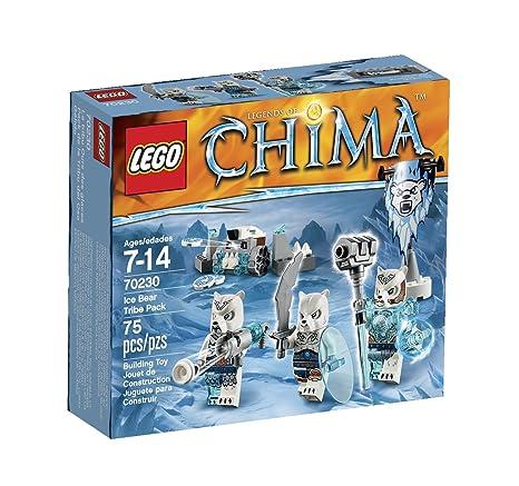 Lego Bear Juegos LegoAmazon Y By Chima Pack Ice Tribe esJuguetes NO80wmyvnP
