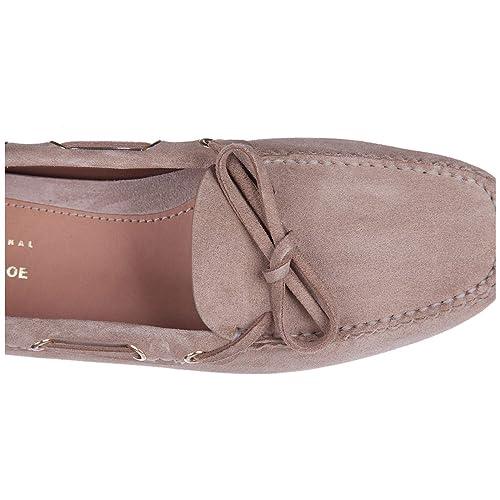 Car Shoe Mocasines en Ante Mujer Beige EU 40 KDD006 6BE F0F24: Amazon.es: Zapatos y complementos