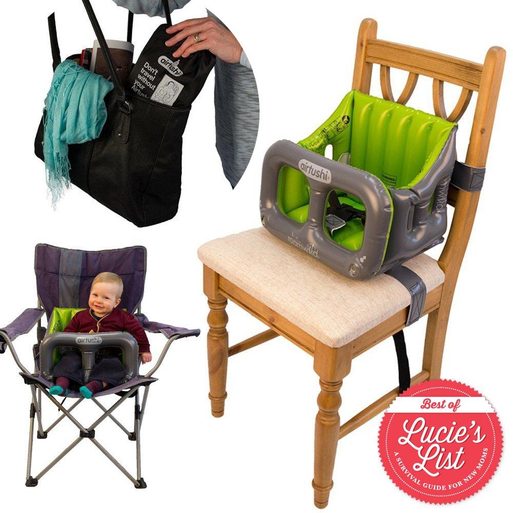 Amazon.: Airtushi   Inflatable Portable Baby High Chair