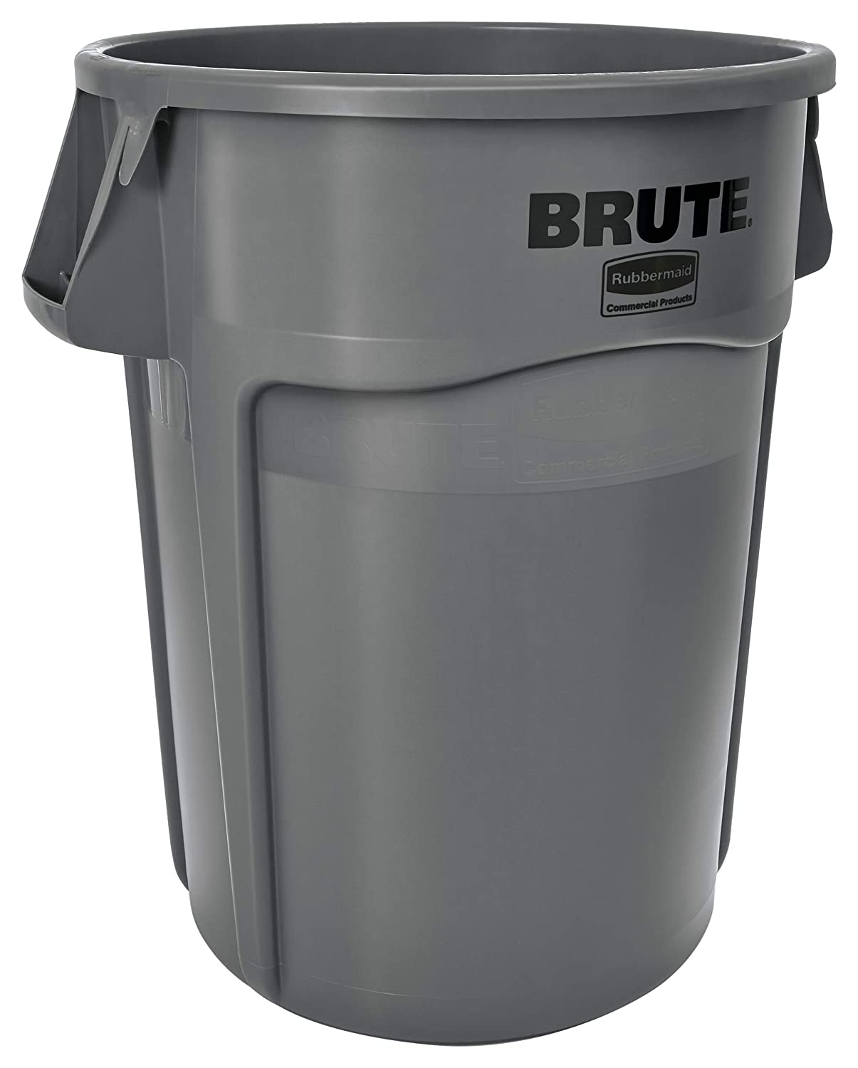 Rubbermaid Commercial Products FG262000Blue Brute Round Container 75.7 Litre Blue