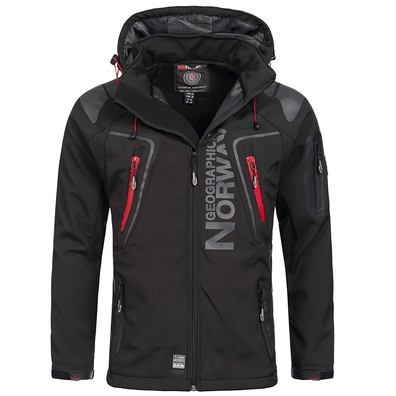 TALLA XL. Geographical Norway - Chaqueta - para Hombre