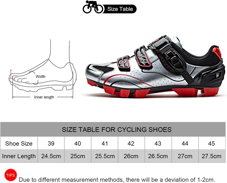 Knight Ⅱ Santic Scarpe Ciclismo MTB Uomo Scarpe Bici MTB Scarpe Bicicletta MTB Uomo