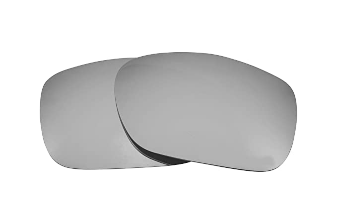16f93ec16c Image Unavailable. Image not available for. Color  Best SEEK Replacement  Lenses Oakley TWOFACE - Silver Mirror