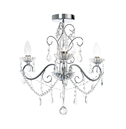 spa lighting for bathroom. Form Spa Vela 3 Light Chandelier Bathroom Spa Lighting For Bathroom