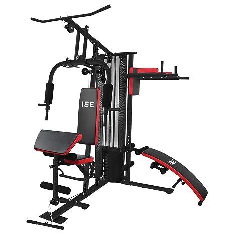 ISE Estación Multifuncional, Multiestación de Musculación, Torre ...