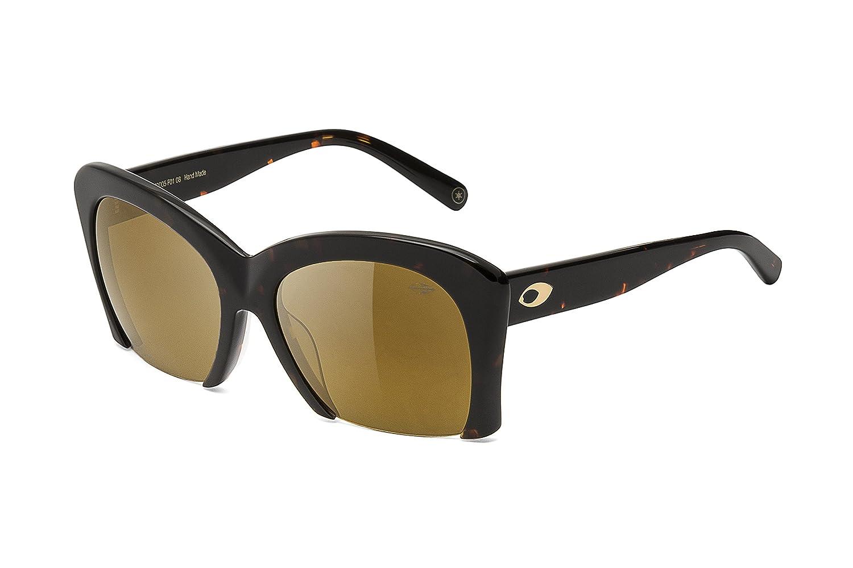 MORMAII Gafas de sol M0012 Tainah Juanuk, marron