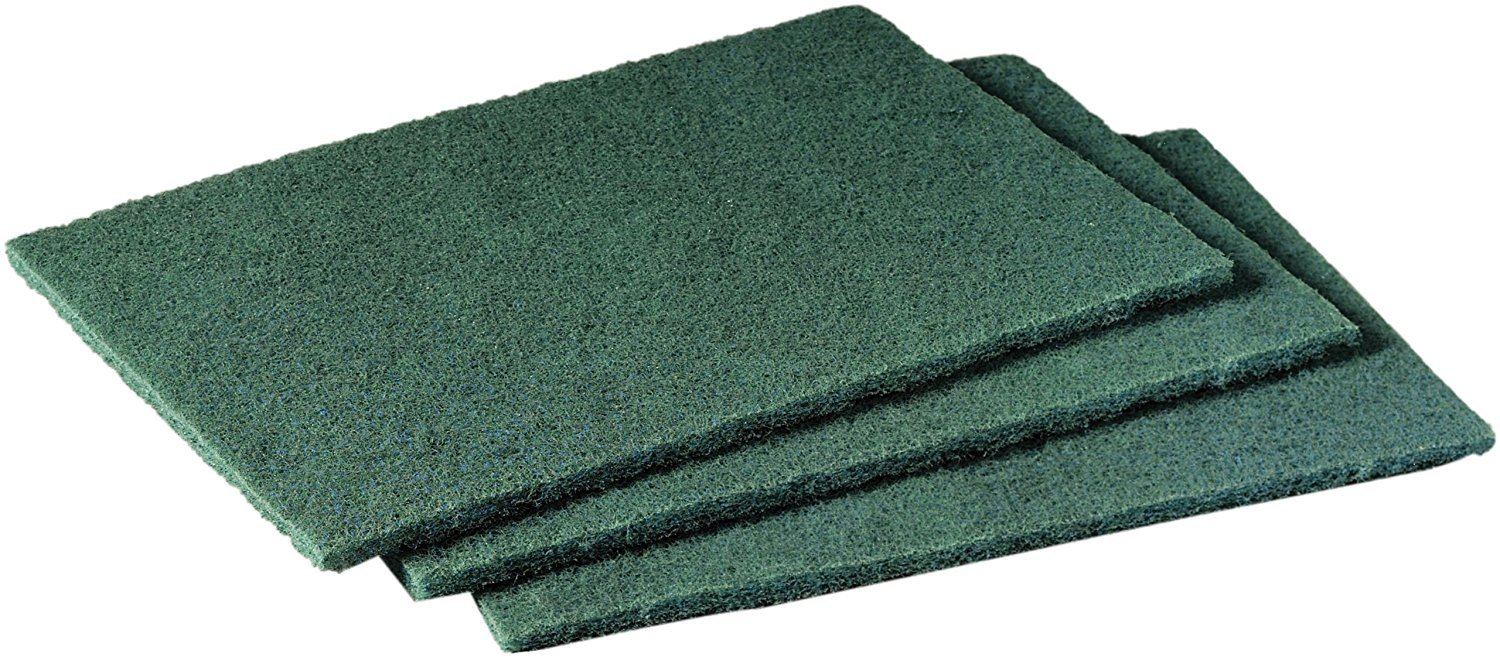 Scotch-Brite. 96-20 General Purpose Scouring Pad, 9'' Length x 6'' Width (Case of 20) (Limited Edition)