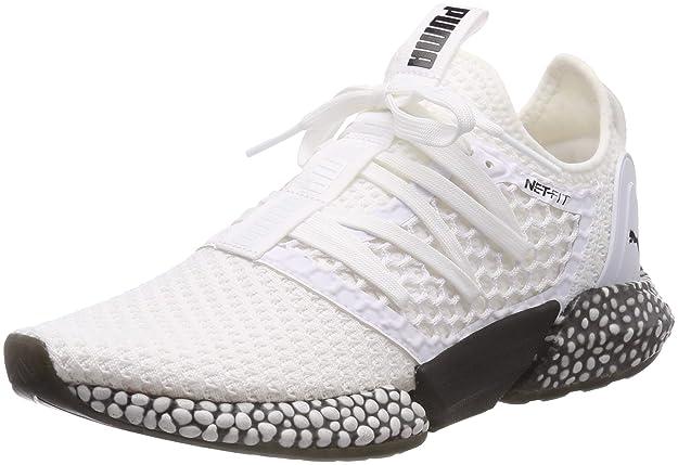 ca3cb06a0f1d3d Puma Men s Hybrid Rocket Netfit Competition Running Shoes  Amazon.co.uk   Shoes   Bags