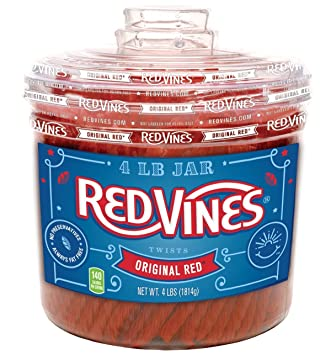 Red vines candy logo #2