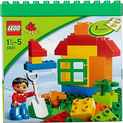 LEGO Bricks & More Duplo 5931 - Mi Primer Set de: Amazon.es ...