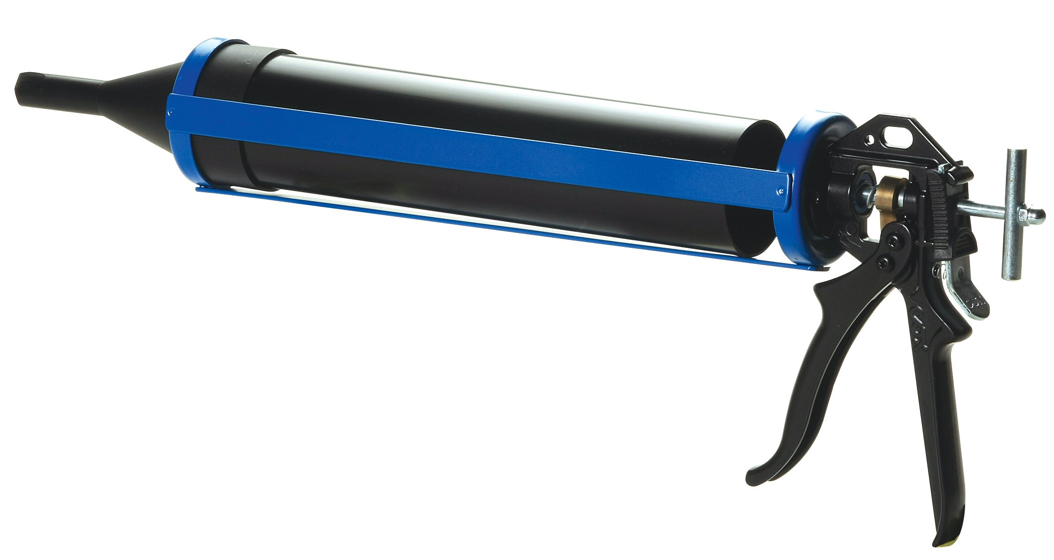COX 41006 Tuck Point 1-Quart Capacity Tube Rotating Cradle Manual Caulk Gun by COX