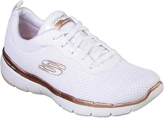 Skechers Damen Flex Appeal 3.0 First Insight Sneaker: Amazon oHHOd