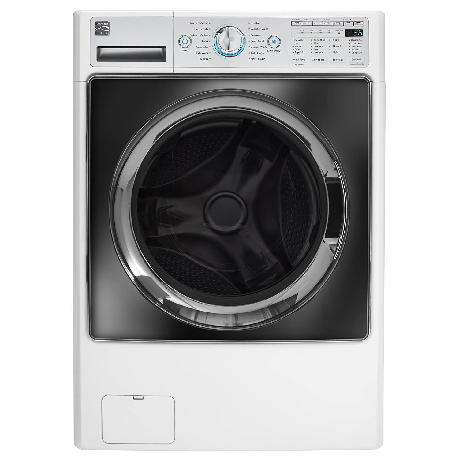 Kenmore Best Washing Machine Review