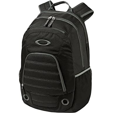 Oakley Men s 5 Speed Backpack,One Size,Jet Black