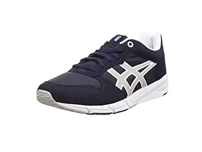 Shaw Runner, Unisex Adults Low-Top Sneakers Asics