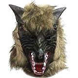 Mascara de Lobo Mannaro Halloween Carnaval Disfraces