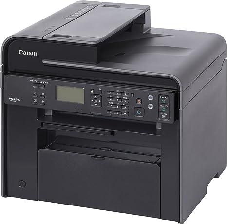 Canon i-SENSYS MF4730 - Impresora láser - B/N 23 PPM: Amazon.es ...