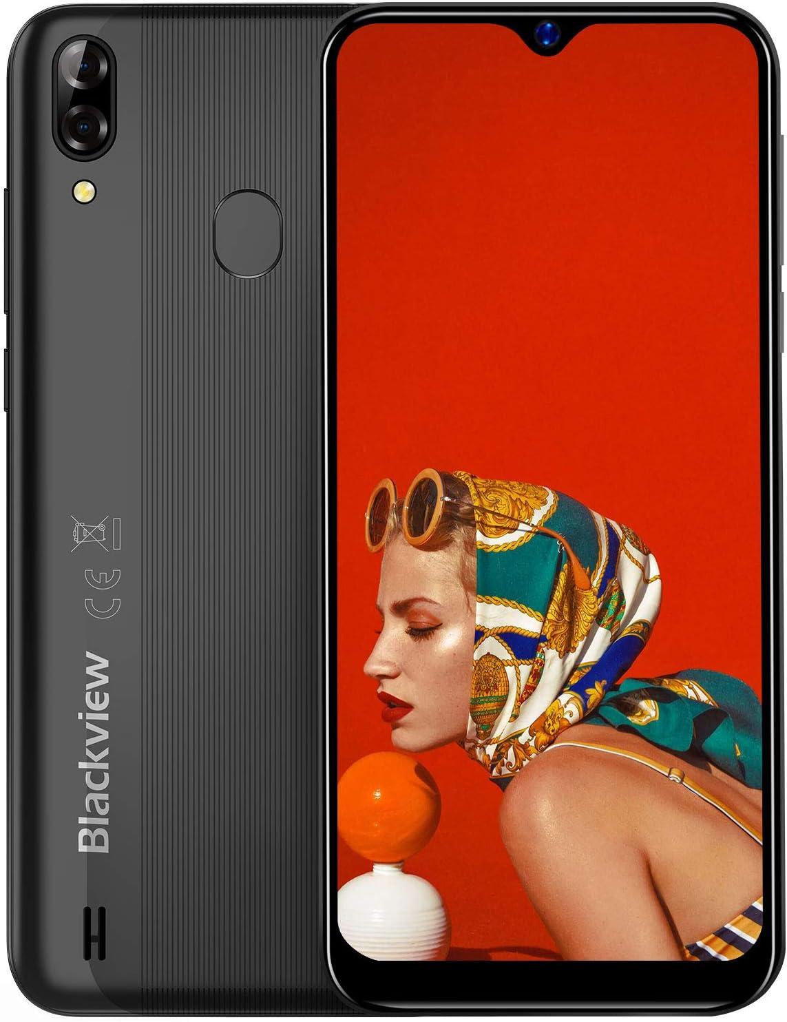 Moviles Libres, Blackview A60 Pro Smartphone 4G de Pantalla 6.1