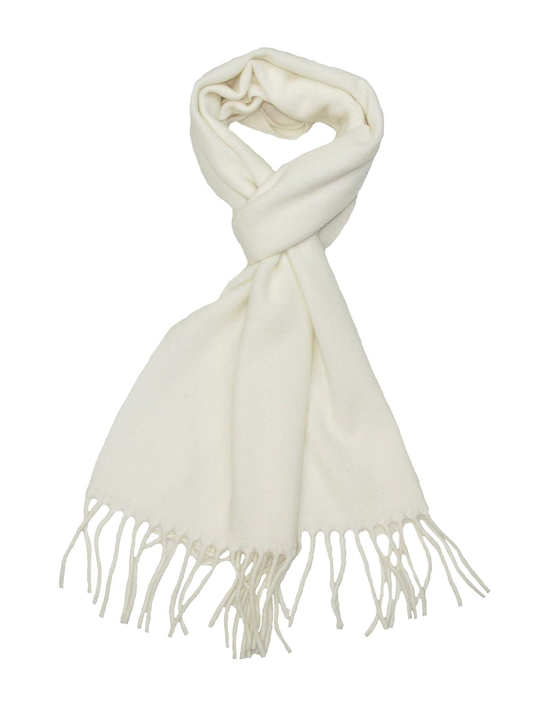 LOVARZI Bufanda de lana para hombre y mujer – Lujosa bufanda unisex – Fabricada en Italia
