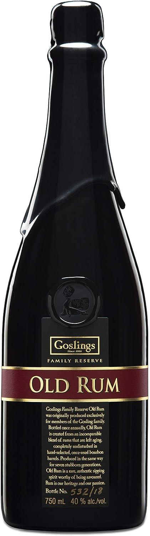 Goslings Family Reserve Old Rum 40% - 700 ml in Giftbox