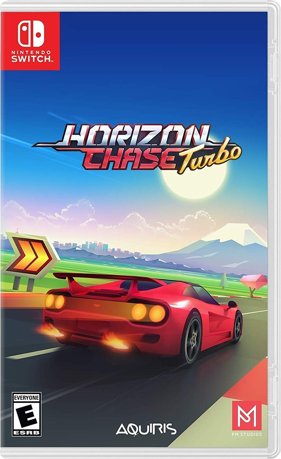 Horizon Chase Turbo for Nintendo Switch [USA]: Amazon.es: Sega of ...
