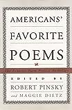 Americans' Favorite Poems