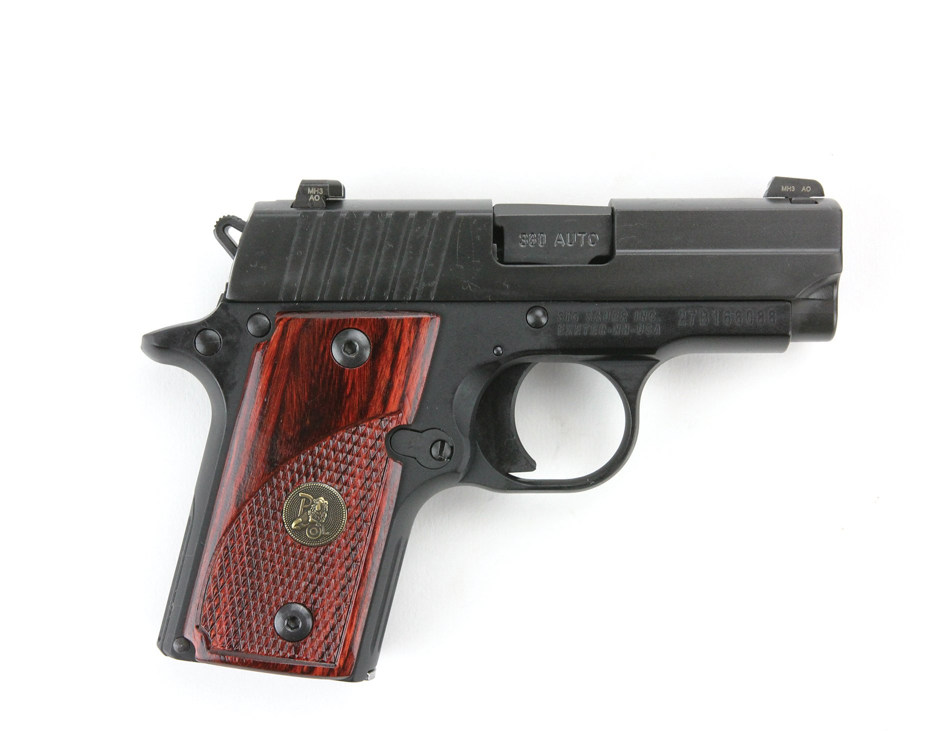 Pachmayr 63140 Sig P238 Rosewood