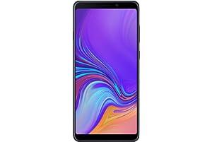 Samsung Galaxy A7 2018 Dual SIM - 128GB, 4GB RAM, 4G LTE, Blue