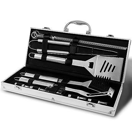 Amazon.com: Monbix GL-80718 18 - Juego de herramientas para ...