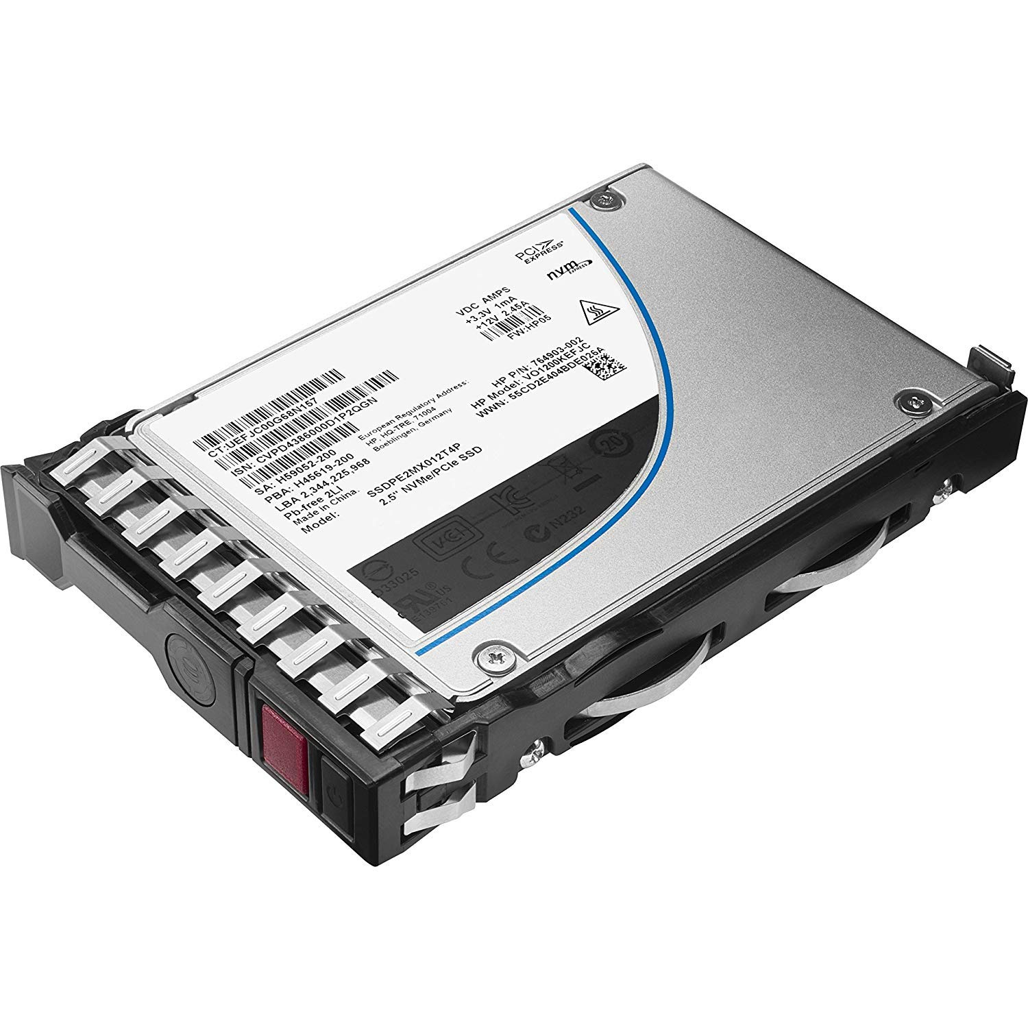 SSD 800GB SAS HP 800GB 12G MU SFF SC DS 873363 B21