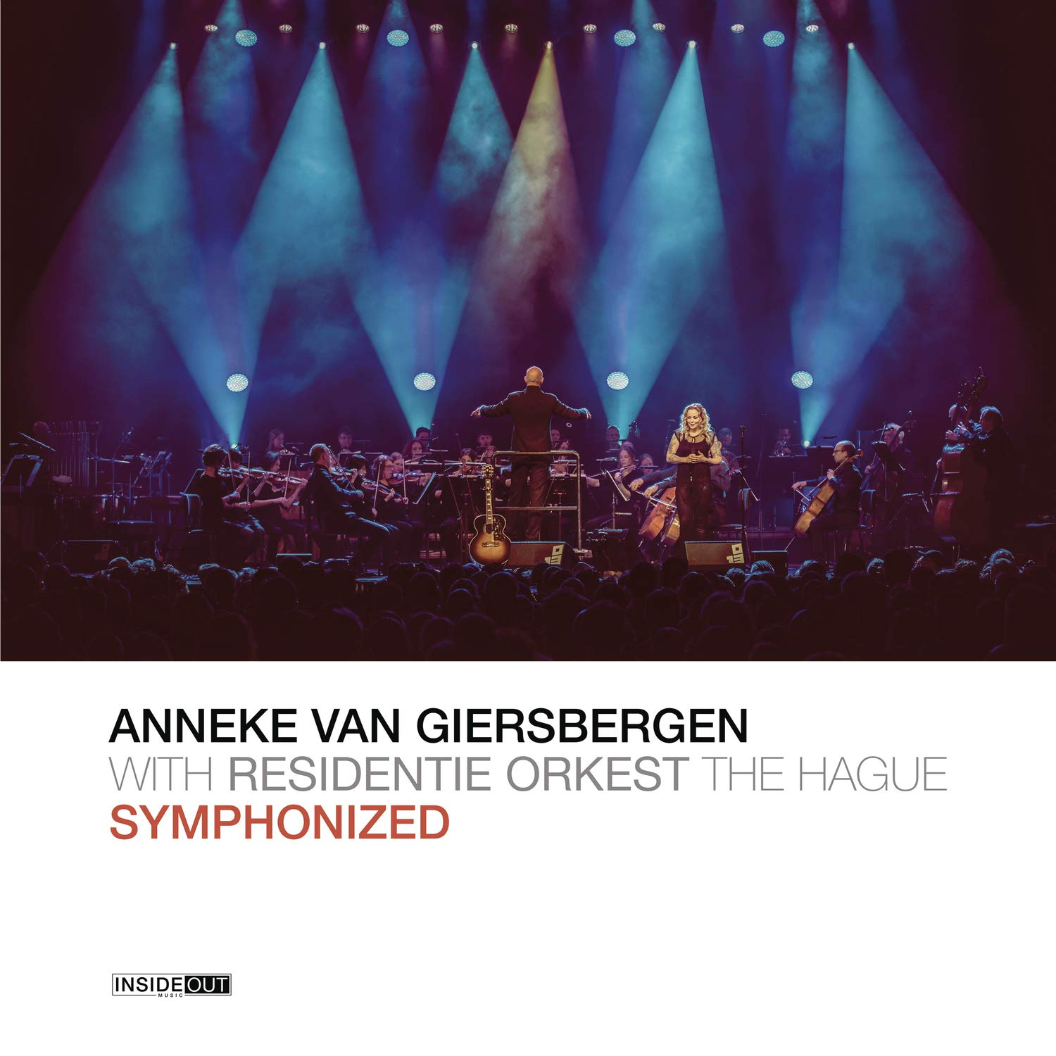 CD : Anneke van Giersbergen - Symphonized (Limited Edition, Digipack Packaging, Germany - Import)