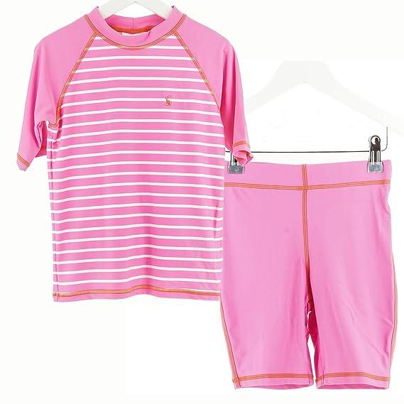 quality design 6544c ab2ce Joules Rash Vest And Short NEPNKST Size 5-6: Amazon.co.uk ...