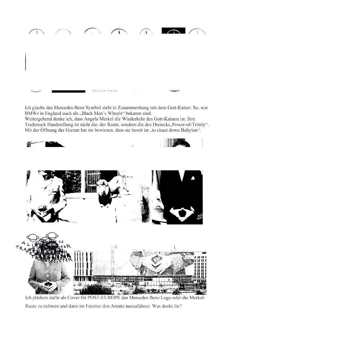 1115 - Post Europe (CD)