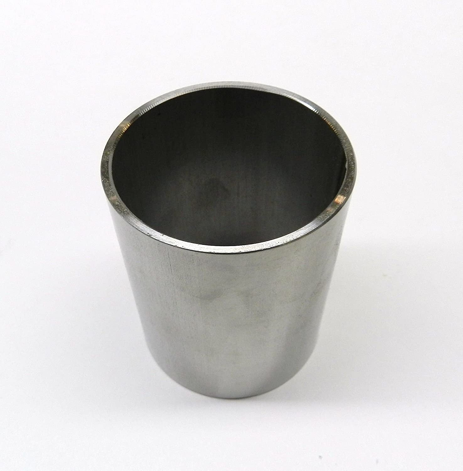 2 x 2-1//2 Stainless Steel Solid Wall Regular Lost Wax Centrifugal Jewelry Casting Flask