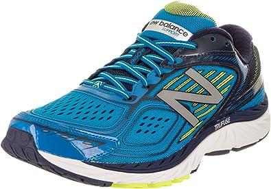 New Balance M860v7 Zapatillas Para Correr (2E Width) - SS17: Amazon.es: Zapatos y complementos