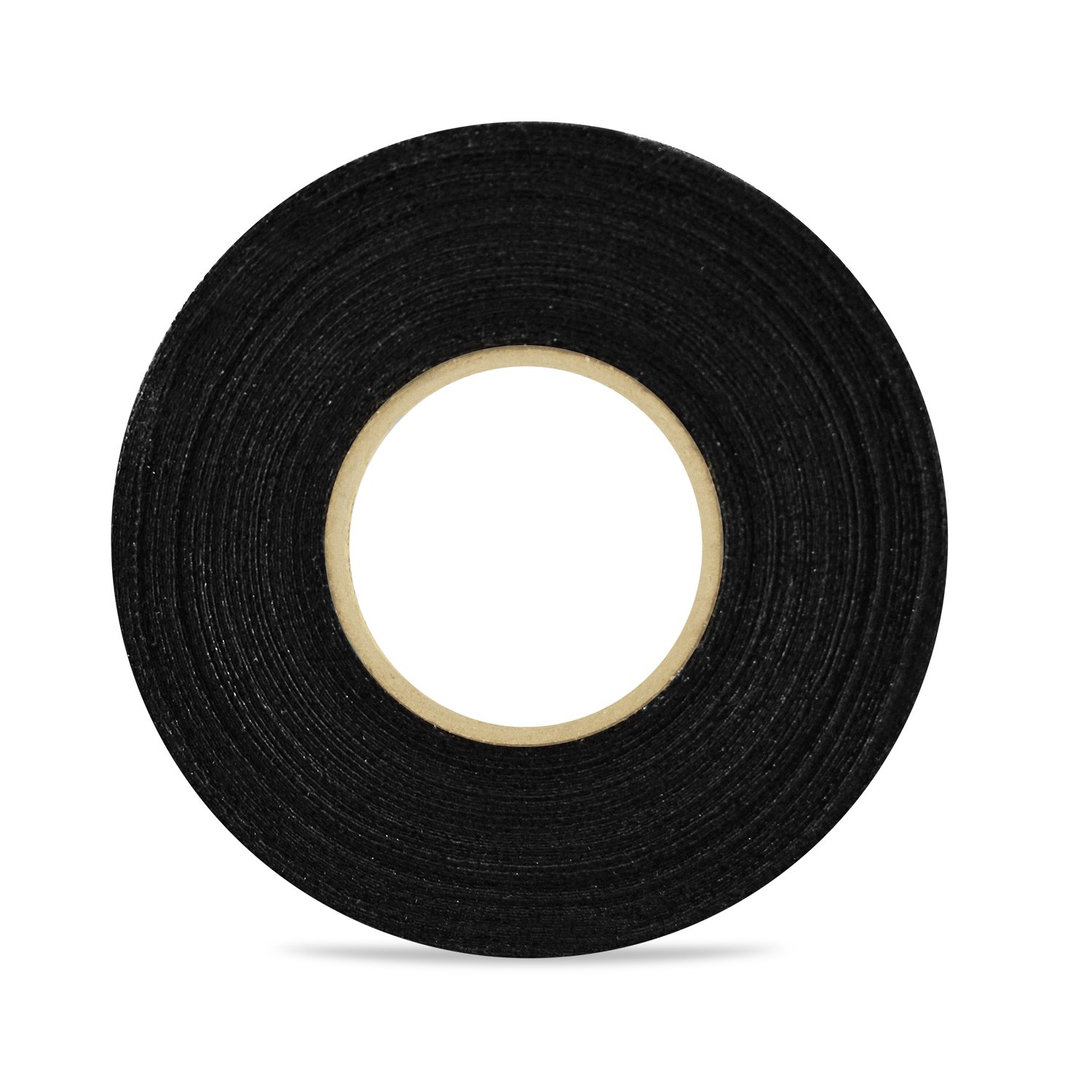 2pcs Wiring Loom Harness Adhesive Cloth Fabric Tape 19mm Heat Resistant 15m Office Products