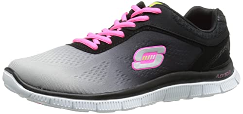 Skechers Flex Appeal Style Icon, Baskets mode femme