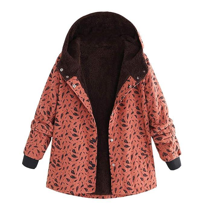 RETUROM Chaqueta Suéter Abrigo Jersey Mujer Otoño Invierno Tops Blusas de Manga Larga Mujer Casual Sudadera con Capucha Mujer: Amazon.es: Iluminación
