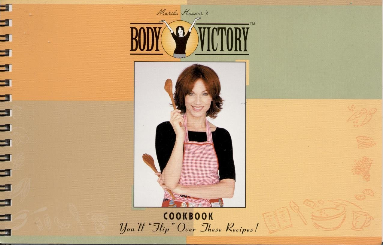 Marilu Henner's Body Victory: Fit & Firm Pilates Made Simple (DVD); Marilu Henner's Body Victory: Pep Talk / Road To Victory / Winning For Life (A 3 Audio Cd Set); and Body Victory 54 Page Cookbook (Body Victory) by Guthy-Renker
