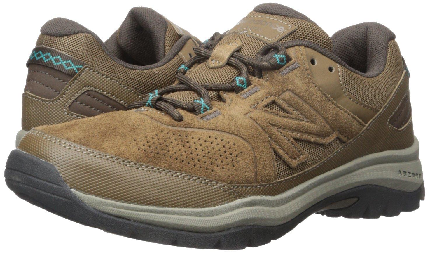 New Balance Women's WW769V1 Walking Shoe B01641CJBG 8 B(M) US|Brown