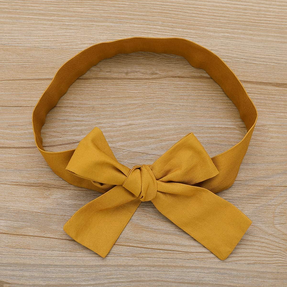 Outfit-Set mit langen /Ärmel DaMohony Kleid f/ür Babys M/ädchen 3-teiliges Set gestreifter Strampler Rock mit Hosentr/ägern und Stirnband