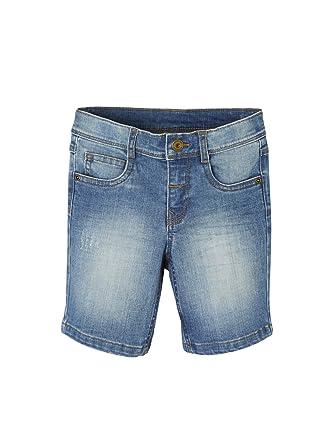 87c9bb33d068ab Vertbaudet Bermuda en Jean garçon: Amazon.fr: Vêtements et accessoires